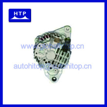 Alternador de los sistemas de poder mundiales de los fabricantes de China PARA NISSAN SR20U13 23100-64J10 12V 80A 6S