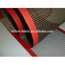 Vente en gros de ceinture de transport haute température personnalisée en Chine pour la fabrication d'aliments à imprimer