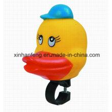Bicycle PVC Cartoon Duck Horn (HEL-147)