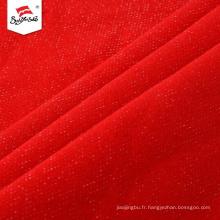 Le plus nouveau tissu confortable de Terryr français de Polyeste