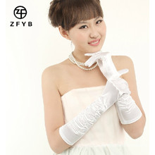 Dame Kleid Handschuh & Braut Handschuh & Hochzeit Handschuhe