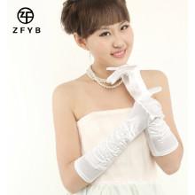 Gant de robe de dame et gant de mariée et gants de mariage
