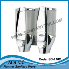 Double Manual Soap Dispenser (SD-116C)