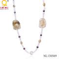 2014 Bead Necklace Fashion Jewelry