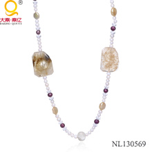 Ювелирные изделия ожерелье из бисера 2014