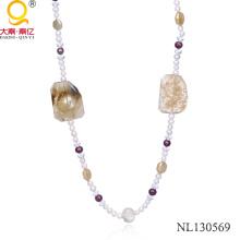 2014 бисера ожерелье моды ювелирные изделия
