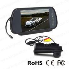 7inch Rückfahrkamera-System mit Spiegel-Monitor