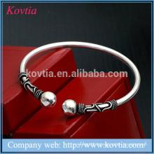 Bracelet en chaîne en argent sterling italien en argent sterling doré bijoux en argent sterling minimaliste