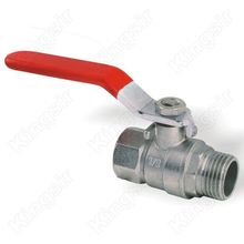 Forged Nickel Plated Brass Ball Valves