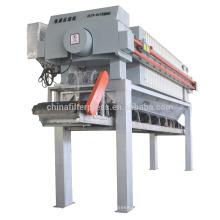 Membrana auto de Zhejiang con precio de la prensa del filtro de la correa de Convery