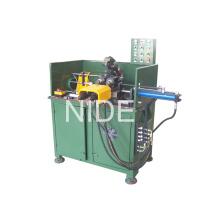 Máquina automática de la superficie de la laminación del rotor