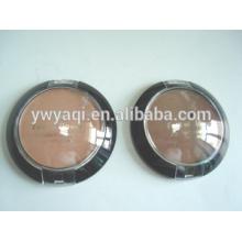 Empty compact powder case compact powder packaging