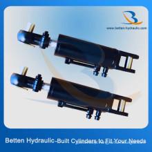 Fabricantes de cilindros de direção hidraulica rodada do trator