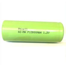 F-Typ Batterie Nickel-Metall-Hydrid-Batterien Ni-Mh Batterie F Größe Nimh Batttery Zelle F 1.2V 13000mAh für Elektrowerkzeuge