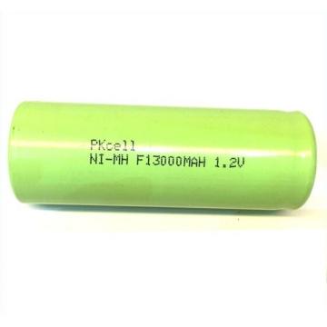 Tipo F bateria de níquel baterias de hidreto metálico ni-mh bateria F tamanho nimh batttery célula F 1.2 V 13000 mAh para ferramentas de poder