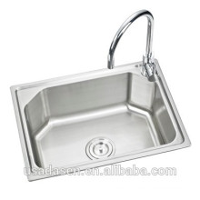Hot selling DS-5742K harvest gold sinks camper sink and gas stove sink mould