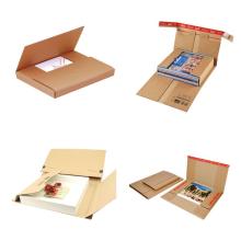 Buchverpackungen für Buchverpackungen aus Karton mit individuellem Druck