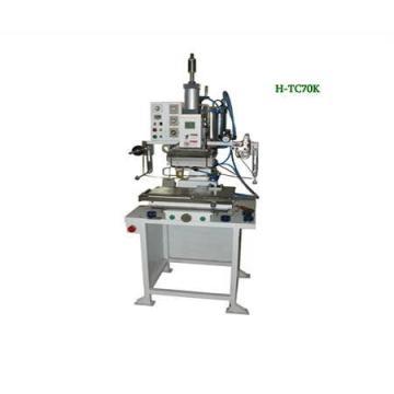Bottle cap hot stamping machine