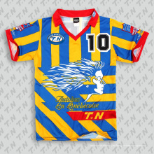 2015 personalizada Sublimation Soccer Jerseys