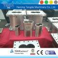 Parallele Doppelschraube und Zylinder für Extruder
