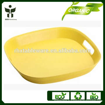big serving plate high quality hotel waitress serving tray