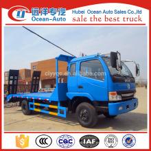 DongFeng 4x2 remolque plataforma de camión EN VENTA