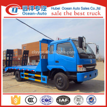 DongFeng 4x2 tow truck platform FOR SALE