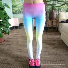 Mallas de compresión para mujer Fitness Wear Ladies Lycra Yoga Pants
