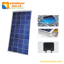 120W Special Size Mono Solar Cell Modules
