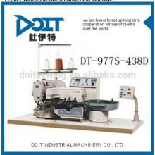 Distributeur à bouton DT-977S-438D avec machine à coudre boutonnière 438D