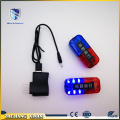 led mini warning high quality shoulder light