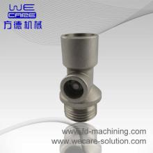 OEM de alta precisión de piezas de fundición de aluminio