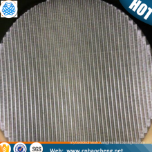 High temperature resistance monel 400 401 nickel copper alloy sintered mesh fluidization plate/sheet