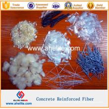 Polyvinyl Alcohol PVA Monofilament Fabrillated Polypropylene PP Fiber Fibre