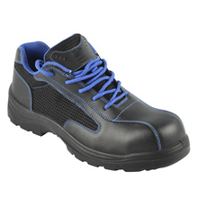 OEM Good Quality High Cut Genuine Leather construction european Safety Shoes boot