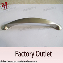 Fábrica de Venda Direta de aleta de zinco alça de mobília de alça (ZH-1102)