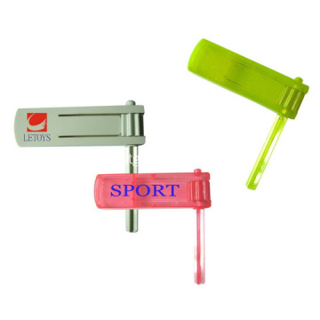 Promotionele Plastic juichen Rattle Clapper - Noise Makers