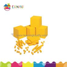 Base de dix blocs pour l'apprentissage en mathématiques (K001)