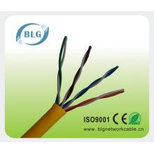 Hochleistungs-Innen-Netzwerk Verwenden Sie Cat5e UTP-Kabel