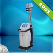 Cryolipolysis & cavitación 2 en 1 máquina que adelgaza del cuerpo