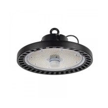 240W Black UFO LED High Bay Light - 1000W MH Equivalent