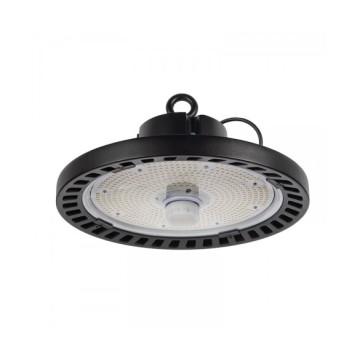 Lanterna LED UFO preta 240W - equivalente a 1000W MH