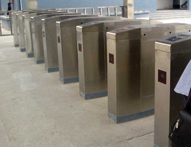 Subway Turnstile Gate