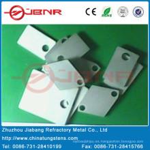 Disipador de calor de Cu-W o Cu-Mo paquete óptico