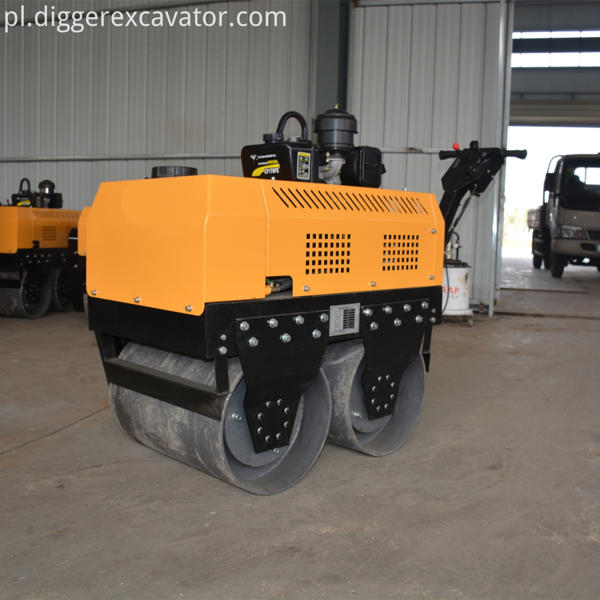 Mini Road Baby Roller Compactor Price For Sale
