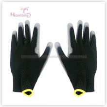13gauge покрытием ладони/смоченным PU безопасности перчатки сада
