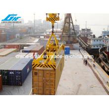Epandeur à conteneur télescopique de 20 pieds / 40 pieds (GHE-CS-003-SA)