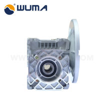 Aluminum&iron casting High Efficiency Worm Speed Gear Box Reducer Made