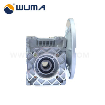 Input Power 2.2KW Double Output Worm Gearbox