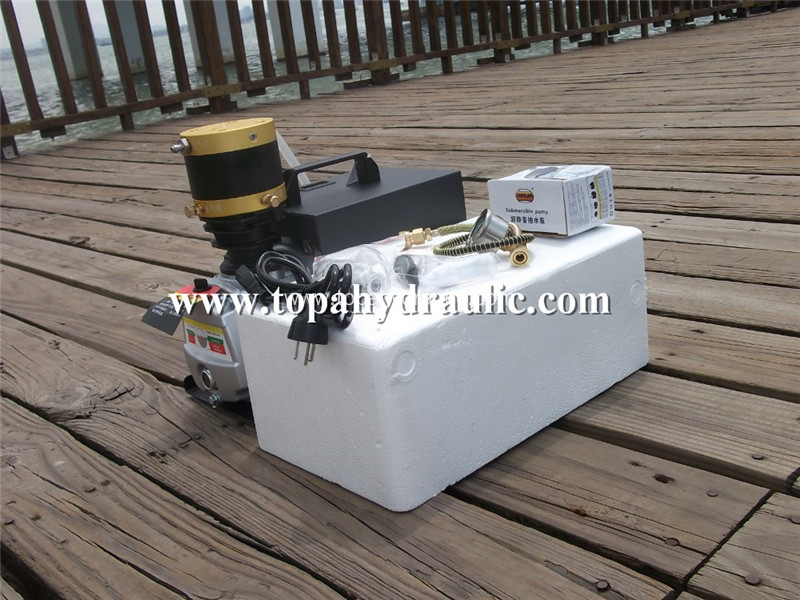 daystate used shoebox small portable air compressor